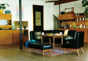 舒适混搭风格餐厅装修设计