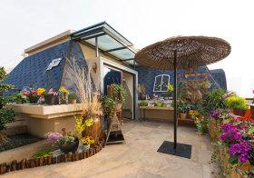别墅美式露台设计