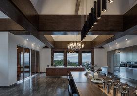 木质结构现代吊顶设计