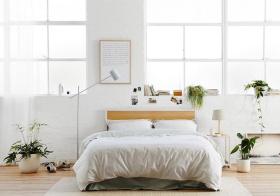简约宜家风格卧室装修设计