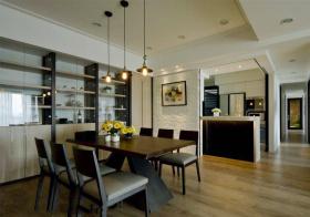 现代风格餐厅装修设计