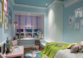 精巧可爱简欧儿童房设计