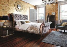 复古欧式风格卧室装修设计
