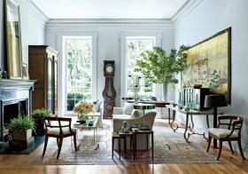 简欧风格客厅装修设计