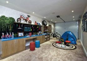 创意个性化现代儿童房欣赏
