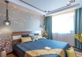 优雅中式卧室装修设计