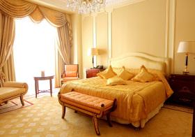 浪漫欧式风格卧室装修设计