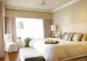 典雅简欧卧室设计美图