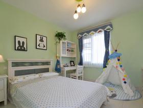 可爱温馨现代儿童房设计