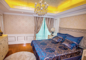 高贵欧式卧室设计美图