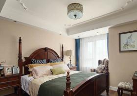 温馨美式卧室装修设计