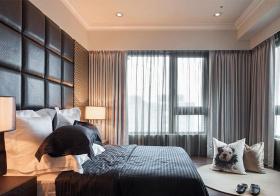 气质现代卧室装修设计