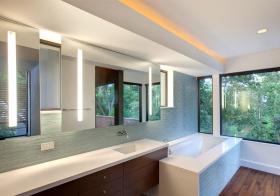 极简现代卫生间装修设计