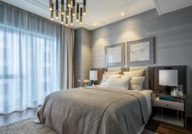 优雅现代卧室装修设计