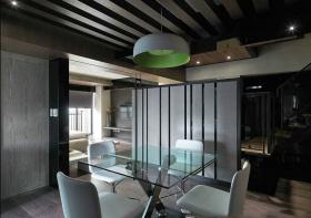 商务现代餐厅装修设计