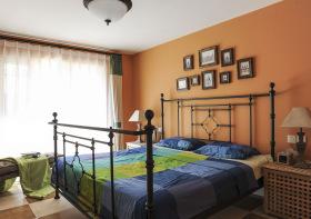 温馨简欧卧室装修设计