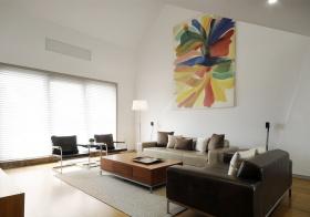 简约现代客厅设计美图