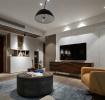 时尚现代客厅装修设计