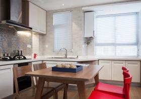温馨北欧厨房装修设计