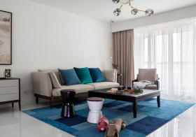 简约现代客厅装修设计