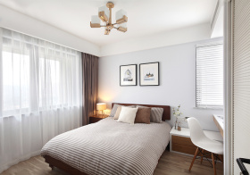 简约风格卧室装修设计