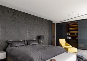 沉稳现代卧室设计美图