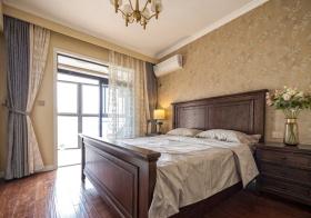 精致美式卧室设计美图