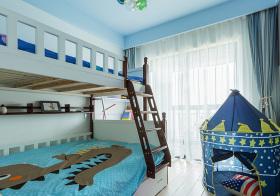 活力北欧儿童房设计美图