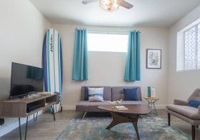 清新宜家客厅设计美图