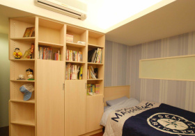 温馨日式儿童房设计美图