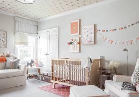 清爽宜家儿童房设计美图