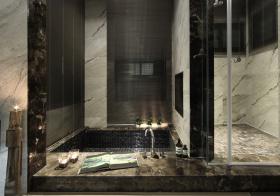 时尚现代浴室设计美图