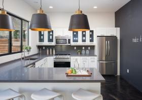 精致现代厨房装修设计