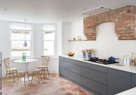 创意北欧厨房设计美图