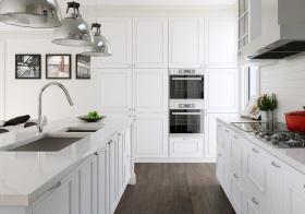 简约现代厨房设计美图