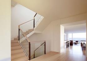 清新现代楼梯设计美图