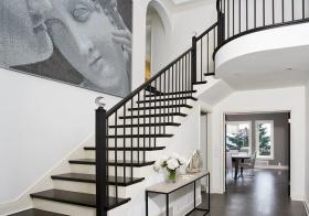 大气简约楼梯设计美图