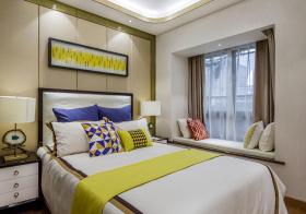 活力现代卧室装修设计