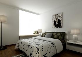 温馨简约卧室设计美图