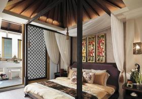 奢华东南亚卧室设计美图