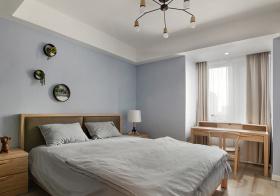 淡雅日式卧室设计美图
