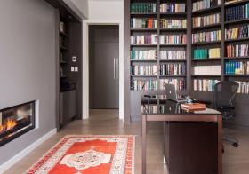 时尚现代书房设计美图