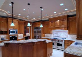 经典美式厨房设计美图