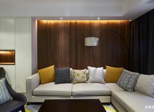 三室两厅 现代 全包13