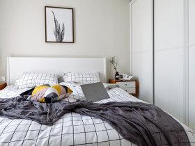清新北欧风卧室装修设计