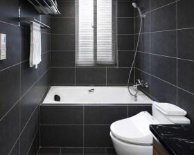 极简小户型卫生间设计