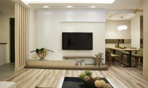 三室两厅 现代简约 全包12