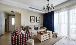 两室两厅 美式 半包6.8