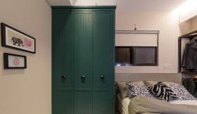 小户型男士卧室装修