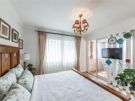 欧式甜美卧室设计